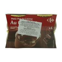 Carrefour Chocolate Cream / Fresh Eggs 100g x 4