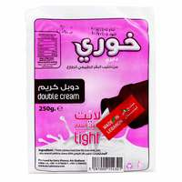 Khoury Dairy Double Cream Light Cheese 250g