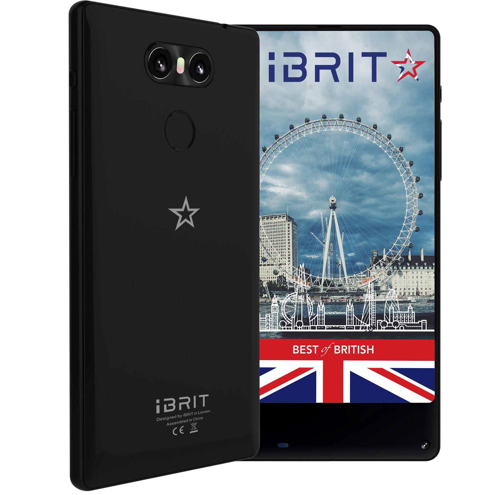 IBRIT HORIZON BLACK DS 4G 32GB