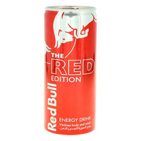 Red Bull The Red Edition Energy Drink 250ml