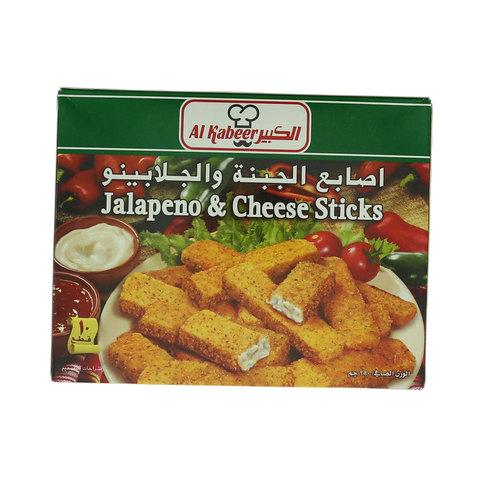 Al-Kabeer-Jalapeno-&-Cheese-Sticks-250g