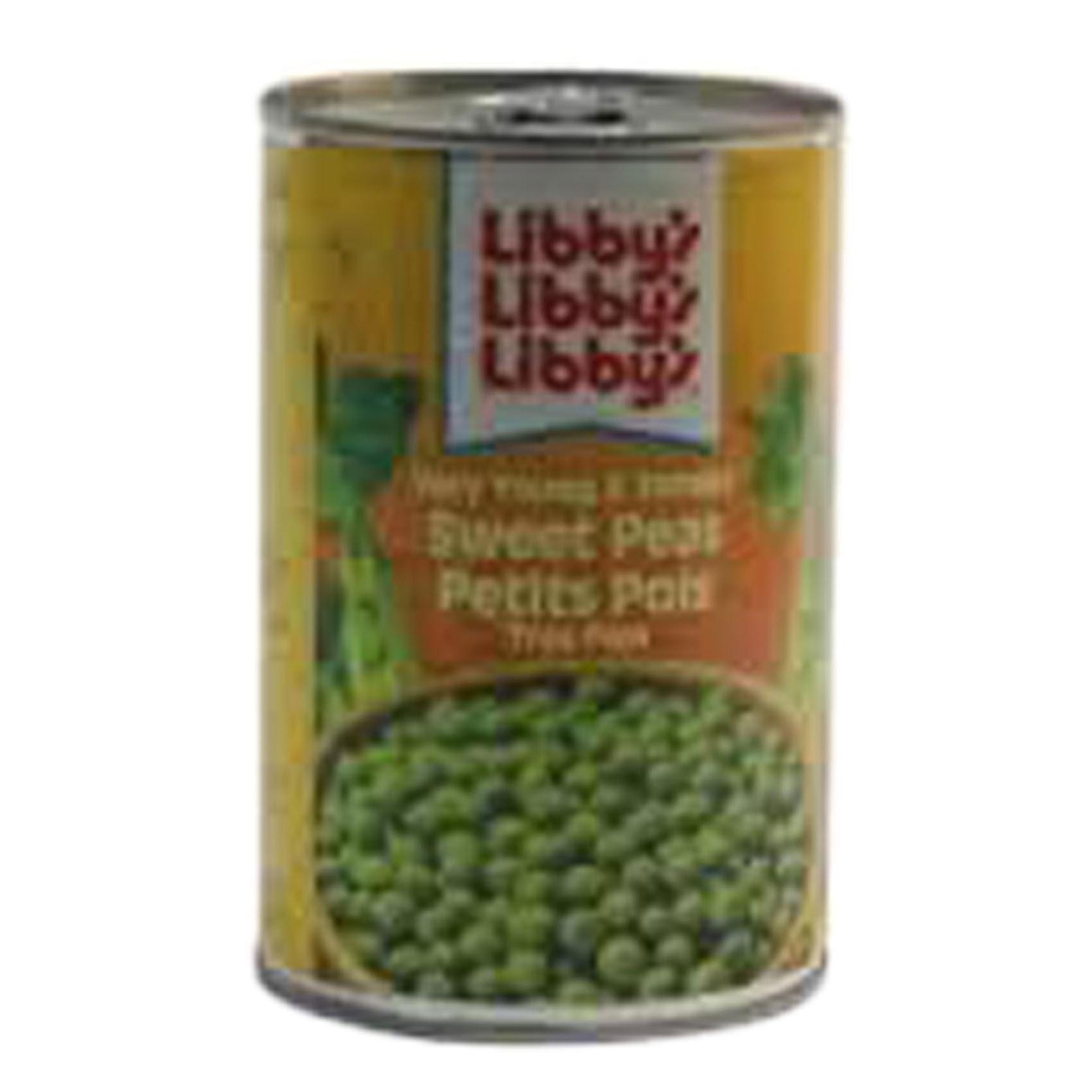 LIBBYS SWEET PEAS GARDEN 426G