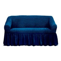 Tendance's Sofa Cover 2 Seater Blue