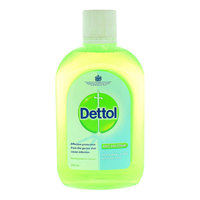 Dettol Anti-Bacterial Personal Care Antiseptic 250ml