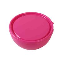 Ucsan Plastic Frosted Small Bowl With Lid