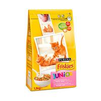Friskies Junior For Cats With Chicken & Milk 1.5KG