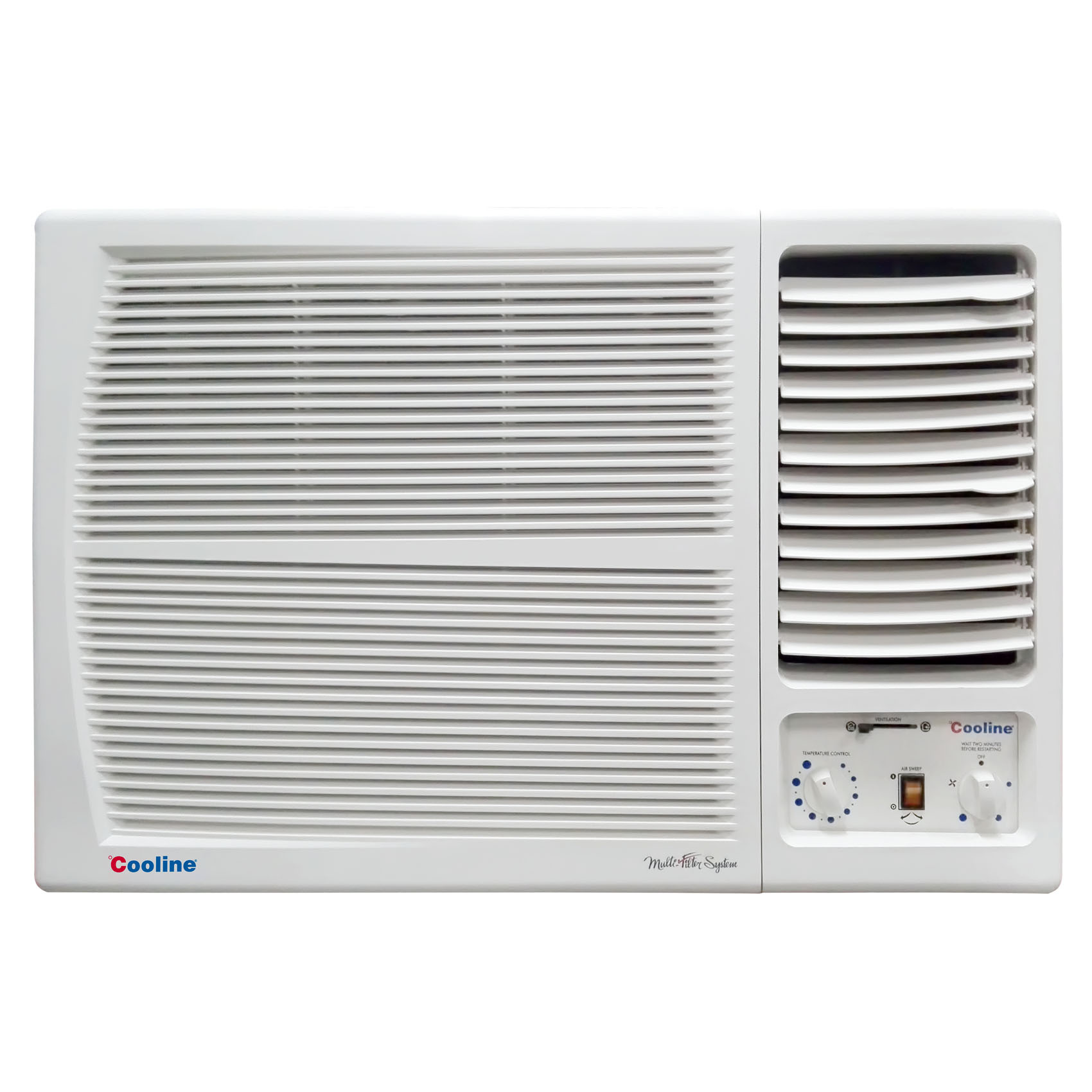 COOLINE WINDOW A/C 1.5T LCB-19