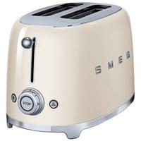 Smeg Toaster TSF01CRUK