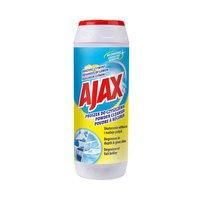 Ajax Floor Detergent Powder Green Lemon 450GR