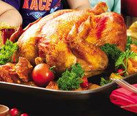 Stuffed Whole Roasted Turkey