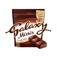 Galaxy Choco Minis Smooth Milk 20Bars 250GR