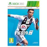 Microsoft Xbox 360 FIFA 19 Legacy Edition