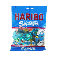 Haribo The Smurfs Jelly Fruit 200GR