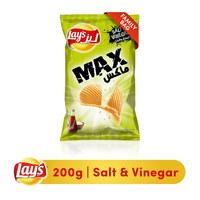 Lay's Max Salt & Vinegar 200g