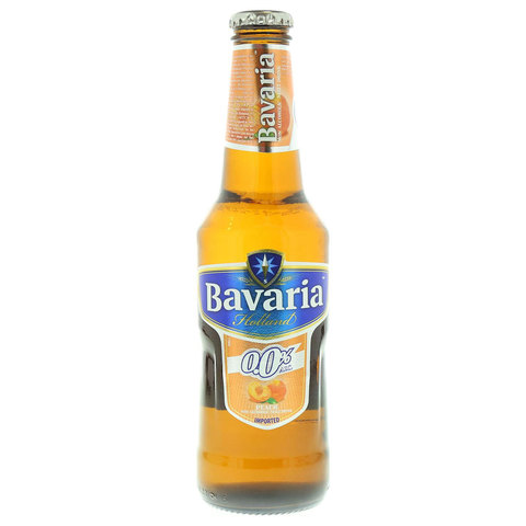 Bavaria-Holland-Peach-Non-Alcoholic-Malt-Drink-330ml