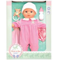 Lotus - Lil Rock a Bye Baby Bear Body Suit Theme - 14""