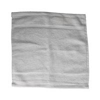 كنزي منشفة للوجه قياس 30x30 سم لون أُفوايت