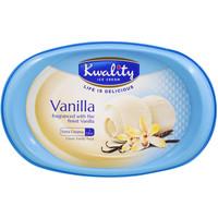 Kwality Ice Cream Vanilla 1L