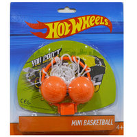 Hotwheels Mini Basket Ball Set
