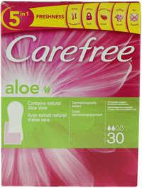 Carefree Aloe Vera 5In1- 30 Pieces