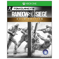 Microsoft Xbox One Tom Clancy's Six: Siege Gold Edition