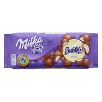 Milka Bubbly White Chocolate 95g