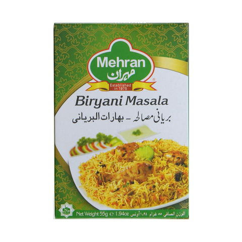 Mehran-Biryani-Masala-Powder-55g