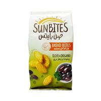 Sunbites Olive & Oregano Bread Bites 50GR