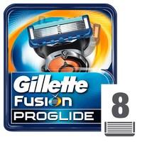 Gillette Fusion ProGlide men's razor blade refills 8 count