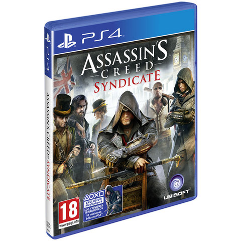 Sony-PS4-Assassin's-Creed-Syndicate-Standard-Edition