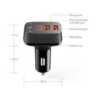 Anker Car Charger F2 Black