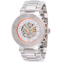 Mount Royale Men's Watch White Dial Stainless Steel Sport-7S68 ST