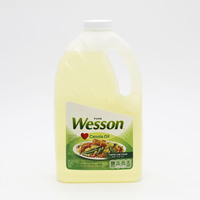 Wesson Canola Oil 1.8 Liter