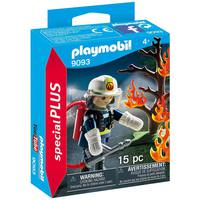 Playmobil Firefighter with Tree
