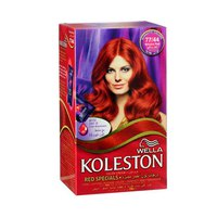 Koleston Natural Hair Color KIT Volcano Red 77/44 60ML