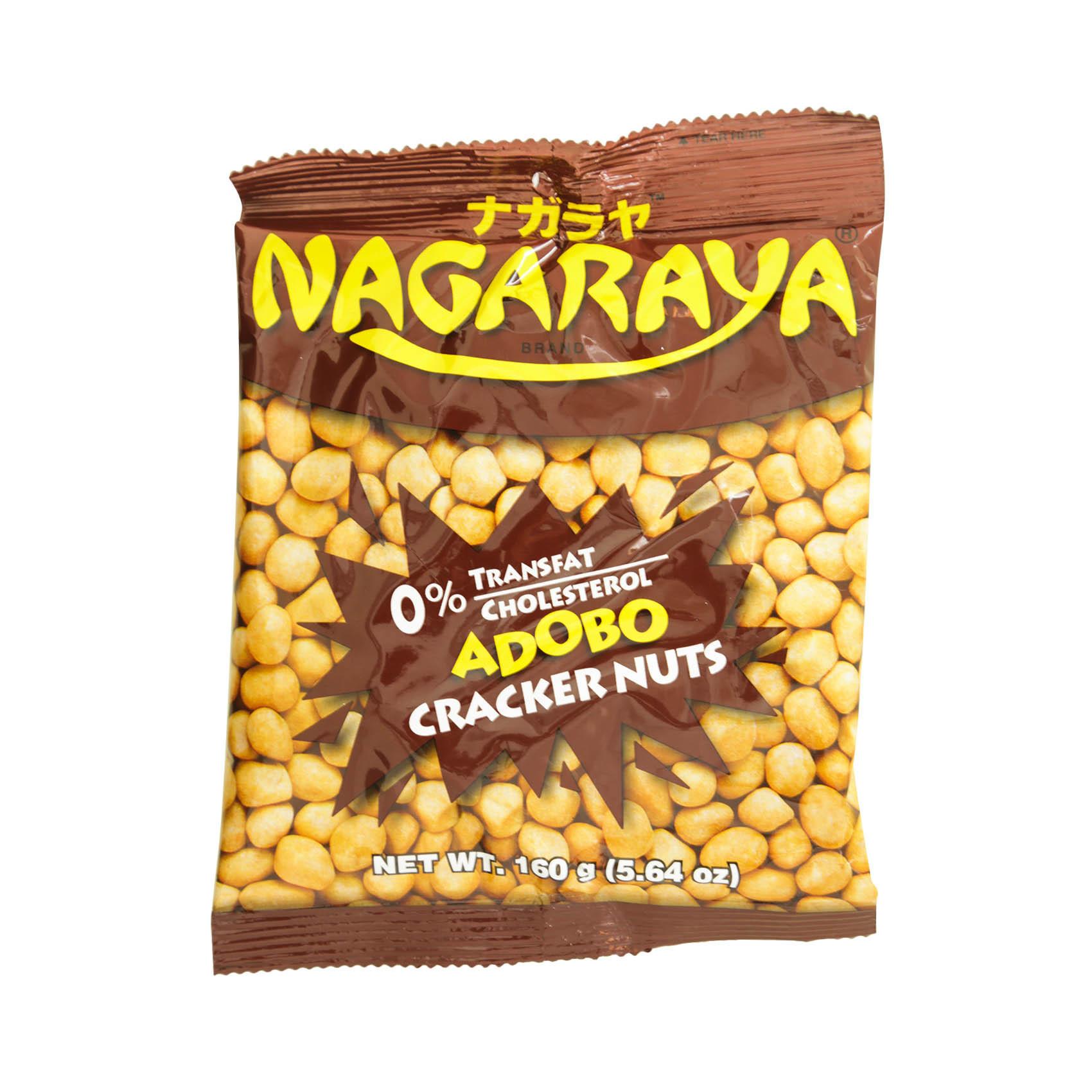 NAGARAYA CRACKER ADOBO 160G