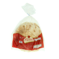 International Royal Bakery Medium White Arabic Bread