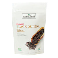 Earth`s Finest Organic Black Quinoa 340g