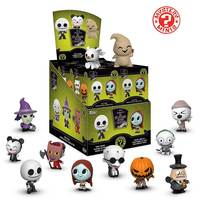 Funko Mystery Minis The Nightmare Before Christmas (One Random Figure)