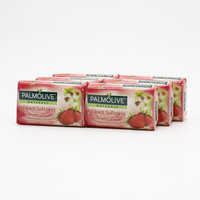 Palmolive Soap Yoghurt & Fruits 120 g in 6