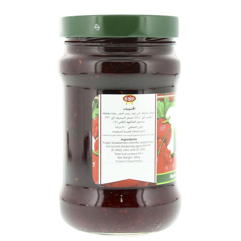 Al-Alali-Mixed-Fruit-Jam-Natural-Fruits-800g