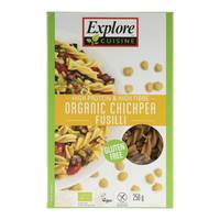Explore Cuisine Organic Chick Pea Fusilli 250g