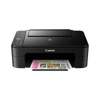 Canon PIXMA TS3140 3-In-1 WiFi Inkjet Wifi Printer-Black