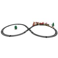 Christmas Musical Santa's Train Set