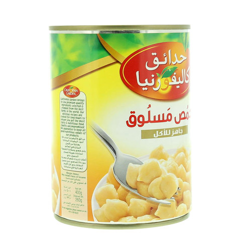 California-Garden-Chick-Peas-400g