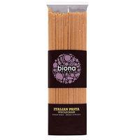 Biona Organic Wheat Pasta Wholegrain Spaghetti 500g