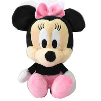 DISNEY PLUSH BIG HEAD MINNIE 7IN