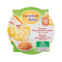 Carrefour Ham & Potato Meal 260GR