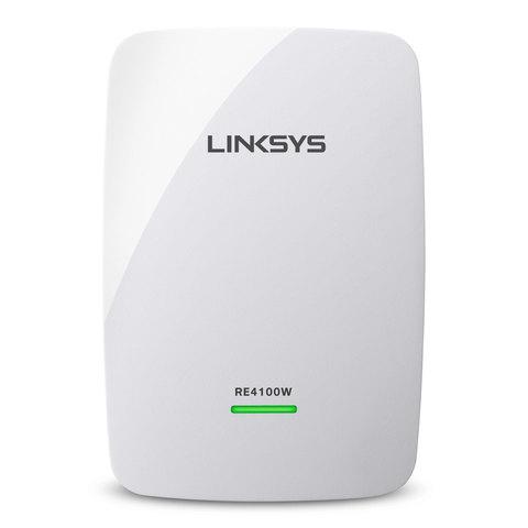 Linksys-Wireless-Range-Extender-RE4100W-N600