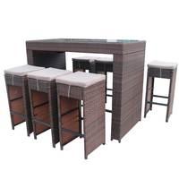 Alma Steel Bar Set 6Pcs